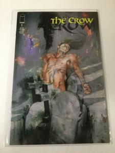The Crow 1 NM Near Mint Image Comics
