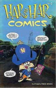 Har*Har #1 VG; Fantagraphics   low grade comic - save on shipping - details insi