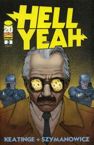 Hell Yeah #3 VF/NM; Image | save on shipping - details inside