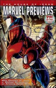 Marvel Previews #8 FN; Marvel   save on shipping - details inside