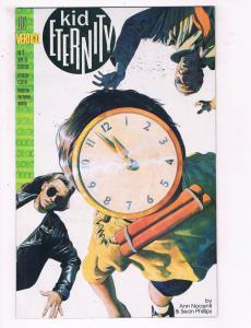 Kid Eternity #5 VF DC Vertigo Comic Book Sept 1993 DE21