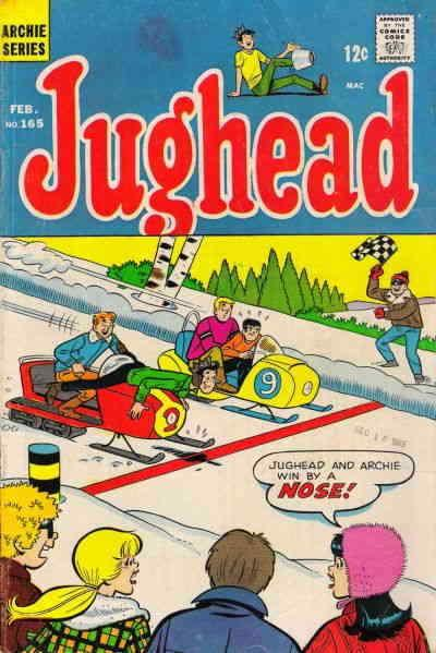 Jughead (Vol. 1) #165 VG; Archie | low grade comic - save on shipping - details