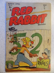 Red Rabbit Comics #15 (1950)