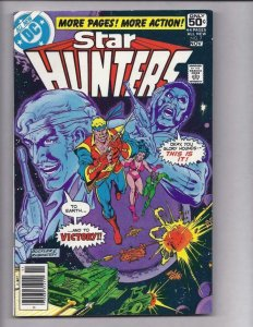STAR HUNTERS #7, VF/NM, Buckler, Layton, DC 1977 1978  more DC in store