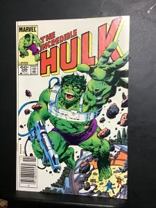 The Incredible Hulk #289 (1983) high-grade A.I.M. Key! VF/NM Wow