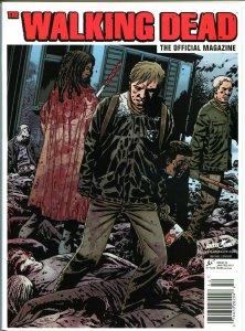 WALKING DEAD MAGAZINE #2, NM, Zombies, Horror, Kirkman, 2012, more TWD in store