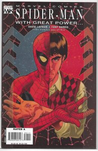 Spider-Man  : With Great Power...   #1 of 5 FN