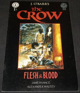 The Crow: Flesh and Blood #1 (1996)