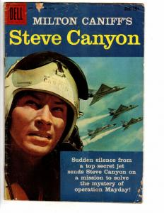 STEVE CANYON F.C.1033 GOOD Sept-Nov 1959