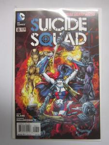 Suicide Squad (2011 4th Series) #8 - 8.0 VF - 2011