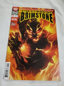 Curse of Brimstone 1 Near Mint Cover by Philip Tan