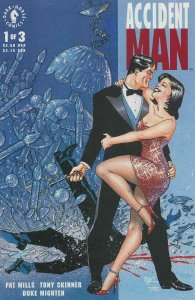 Accident Man #1 VG; Dark Horse | low grade comic - save on shipping - details in