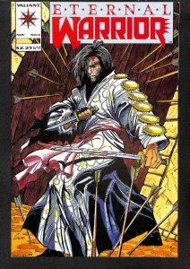 Eternal Warrior #4 VF+ 8.5 1st Bloodshot!
