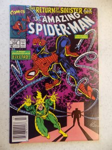 AMAZING SPIDER-MAN # 334 MARVEL ACTION ADVENTURE