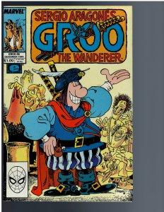 Sergio Aragone's Groo the Wanderer #46 (1988)