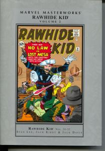 Marvel Masterworks Rawhide Kid-Vol 2-#26-35-Color Reprints-Hardcover