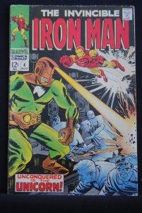 Iron Man, #4,