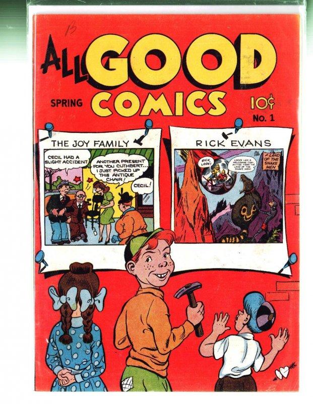 All Good Comics #1 (1946)