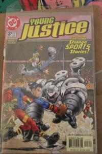 Young justice 27  NM/MT