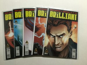 Brilliant 1-5 1 2 3 4 5 Lot Run Set Near Mint Nm Bendis And Bagley Icon