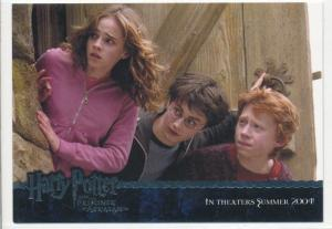 Harry Potter Prisoner of Azkaban Promo Card #04 (lotH9)