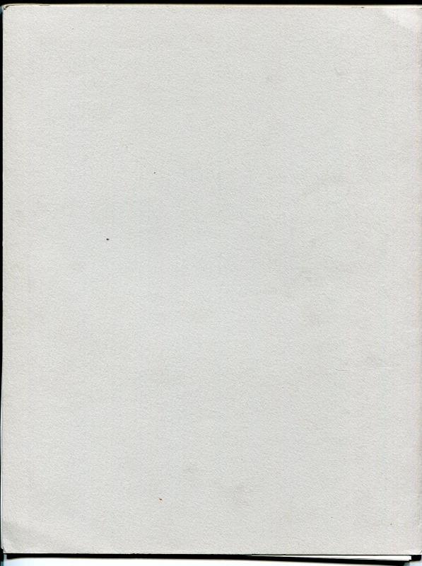 Finlay's Femmes 1976-Virgil Finlay portfolio-8 prints-8 1/2 X 11
