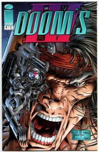 Doom's IV #4 (Image, 1994) NM-