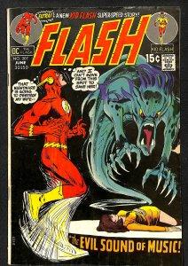 The Flash #207 (1971)