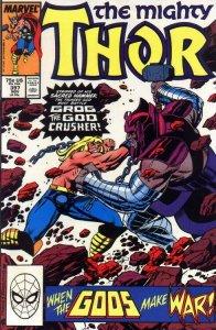 THOR (1966 Marvel Comics) #397 FN/VF