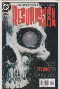 Resurrection Man #1 (1997)