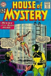 House of Mystery (1951 series) #122, VG (Stock photo)