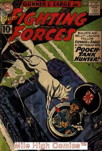 OUR FIGHTING FORCES (1954 Series) #63 Fine Comics Book