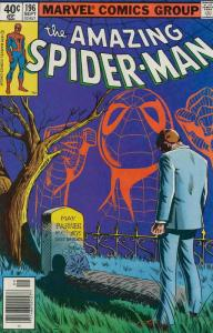 Amazing Spider-Man, The #196 FN; Marvel | save on shipping - details inside