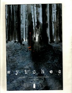 Lot Of 6 Wytches Image Comic Books # 1 2 3 4 5 6 Scott Snyder Jock  RP4