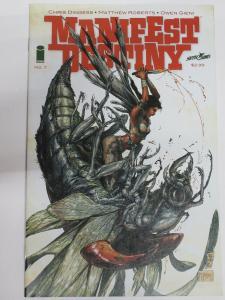 Manifest Destiny (Image Skybound 2014) #7 1st Printing McFarlane Cover
