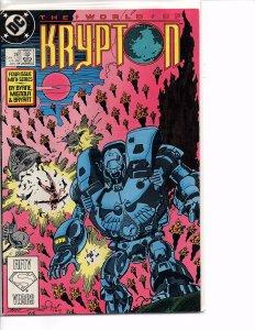 DC Comics Superman The World of Krypton #2 (1988) Bryne Mignola Simonson