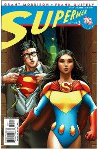 All-Star Superman #3 -Grant Morrison, Frank Quitelty - NM+
