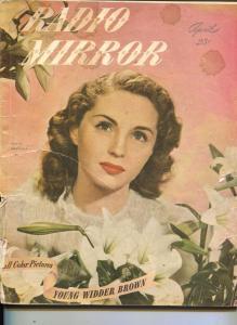 Radio Mirror-Susan Douglas-Kate Smith-Dale Banks-Ken Alden-Apr-1947