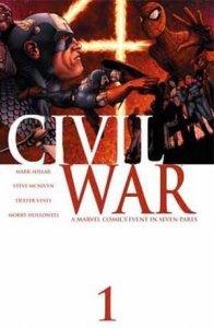 Civil War #1 stock photo ID#B-1