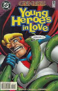 Young Heroes in Love #5 VF/NM; DC | save on shipping - details inside