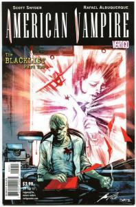 AMERICAN VAMPIRE #29, VF/NM, BlackList, Vertigo,2010,1st printing,more in store