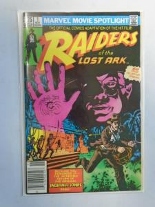 Marvel Movies Spotlight Featuring Raiders of the Lost Ark #1 7.0 FN/VF (1982)