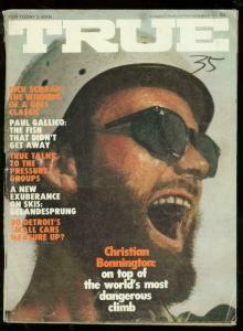 TRUE PULP MAGAZINE-NOV 1970-GOLF-GREMLIN-PINTO-VEGA-HOT G