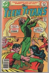 TEEN TITANS (1966) 46 VF JOKERS DAUGHTER BEGINS