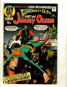 Superman's Pal Jimmy Olsen # 134 VG/FN DC Comic Book Darkseid Jack Kirby GK1