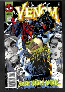 Venom: Along Came A Spider #4 (1996)