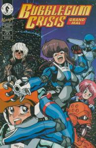 Bubblegum Crisis: Grand Mal #1 VF/NM; Dark Horse | save on shipping - details in