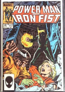 Power Man and Iron Fist #117 (1985)