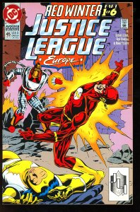 Justice League Europe #45 (1992)