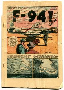 Frontline Combat #12 1953- EC Golden Age- Coverless bargain copy